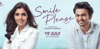 Smile Please Marathi Movie - Lalit Prabhakar Mukta Barve