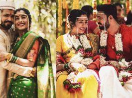 Sakhi Gokhale Suvrat Joshi Marriage Hd Photos