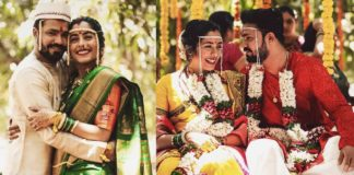 Sakhi Gokhale Suvrat Joshi Marriage Hd Photos