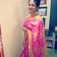 Amruta Dhongade Marathi Serial Mrs Mukhyamantri Actress