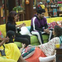 Kishori Shahane Veena Jagtap Rupali Bhosale - Bigg Boss Marathi Season 2