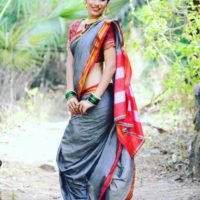 Pranali Bhalerao Actress in Saree