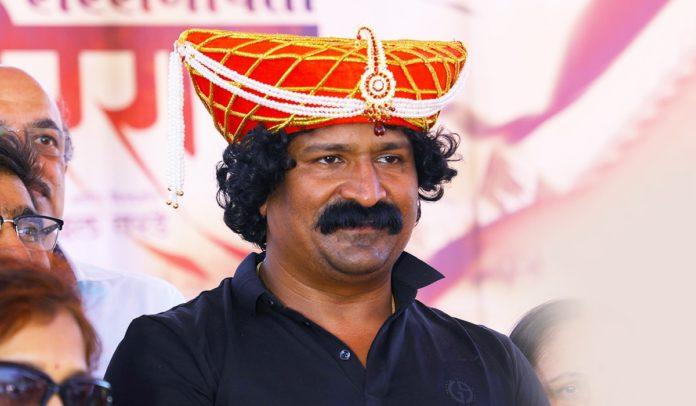 Pravin Tarde - Sarsenapati Hambirrao Marathi Movie