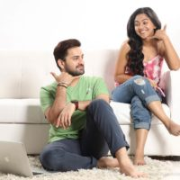 Siddharth Chandekar and Mrunmayee Deshpande of 'Miss U Mister'