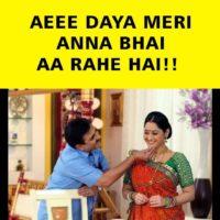 Tarak Mehta Ka Ulta Chasma Daya Anna Yenar Marathi Memes