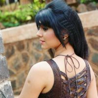 Veena Jagtap Marathi Actress Backside Photo