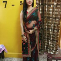 Veena Jagtap Marathi Actress Photo on Sri