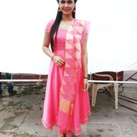 Veena Jagtap Marathi Actress on Punjabi Dress
