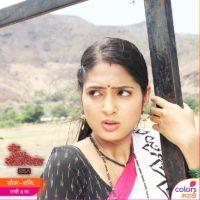 Vidula Choughule - Jeev Zala Yeda Pisa Marathi Serial Actress