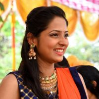 Vidula Chougule Marathi Actress Cute Smile Photos