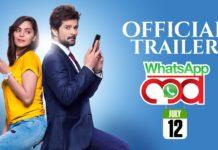 Whatsapp Love Marathi Movie Trailer