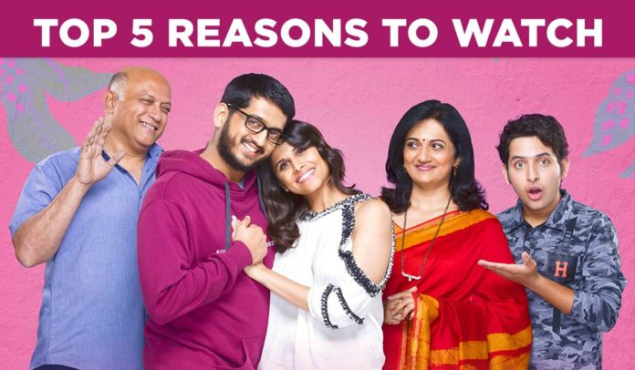 Top 5 Reasons to Watch Amey Wagh & Sai Tamhankar Starrer 'Girlfriend'