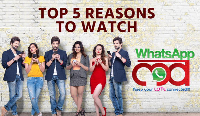 Top 5 Reasons to watch whatsapp love marathi movie