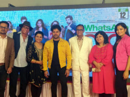Whatsapp Love Marathi Movie Music Launch
