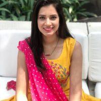 Sarita Mehendale Joshi Look Nice