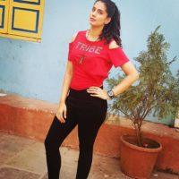 Sarita Mehendale Joshi Marathi Actress in Jeans