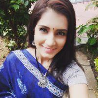 Sarita Mehendale Joshi Marathi Serial Artist