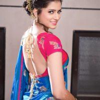 Sarita Mehendale Joshi Pure Marathi Look