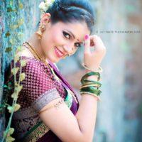 Sarita Mehendale Joshi in MarathMola Look