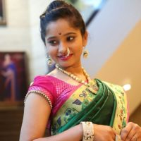 Shilpa Thakre Actress Photo in Saree