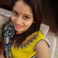 Shilpa Thakre Actress Selfi in Traditional Look