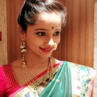 Shilpa Thakre Marathi Actress Photo