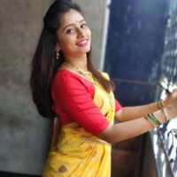 Shilpa Thakre Saree Images Wallpepers