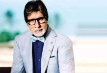 Amitabh Bachhan in Marathi Movie AB ani CD